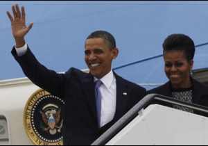 Обама розпочинає тижневе турне по Європі