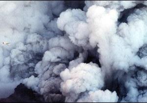 Вулканічний попіл з Ісландії йде на Велику Британію