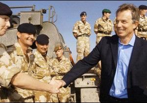 Британія виводить війська з Іраку