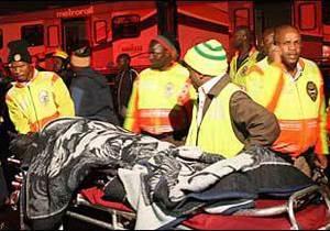 Аварія потяга в ПАР: понад 850 поранених