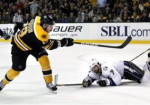 Stanley Cup: Бостон сравнял счет в серии с Тампой
