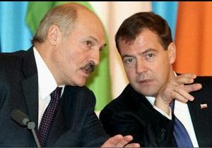 Українська служба Бі-бі-сі: Мінськ чекає на допомогу з Росії