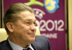 Блохін оголосив список гравців на матчі з Узбекистаном і Францією