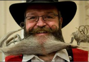 Найкраща борода у світі - в німця