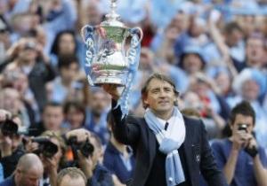 Фотогалерея: Заждались. Манчестер Сити выиграл первый трофей за 35 лет