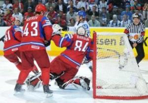 ЧМ-2011: Финны стали финалистами, всухую раскатав россиян