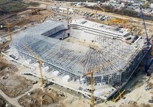 Держава переплатила за перевірку документації євростадіону у Львові майже 14 млн грн
