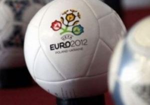 Официальный мяч Евро-2012 презентуют в декабре в Киеве