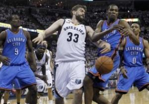 Плей-офф NBA: Три овертайма в Мемфисе и новая победа Хит над Селтикс
