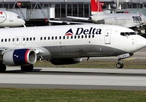 Авиакомпания Delta Airlines отказалась от возобновления полетов в Украину