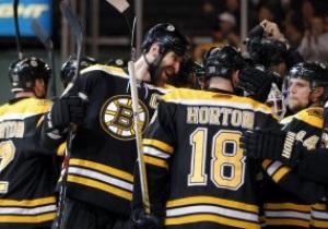 Плей-офф NHL: Бостон выбивает Филадельфию