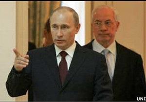 Азаров: Росія має поступитися в ціні на газ