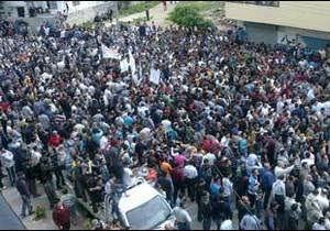 Армія в Сирії штурмувала мечеть в місті Дераа
