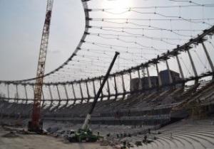 Гендир НСК Олимпийский: Стадион готов на 84%