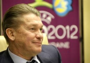 Блохін працюватиме зі збірною до кінця Євро-2012