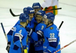 Казахстан обыграл Украину и вышел в элитный хоккейный дивизион