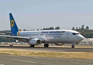 Неизвестный виргинский оффшор может приобрести крупнейшую авиакомпанию Украины