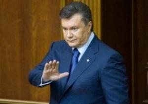 Янукович привітав Блохіна з призначенням на пост наставника збірної України