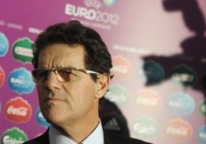 Збірні Англії та Данії під час Євро-2012 будуть жити в Одесі