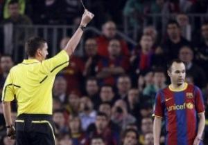 Барселона впевнена у чесності Іньєсти