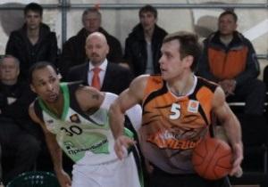 Баскетбол: БК Донецк обыграл киевский Будивельник и выиграл регулярный чемпионат