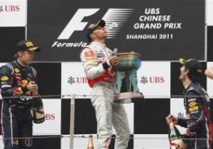 Гран-при Китая: Триумф Льюиса Хэмилтона