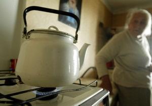 Власти Киева считают, что столице газ не перекроют, несмотря на долги