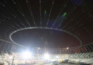 Вартість реконструкції Олімпійського знову зросла