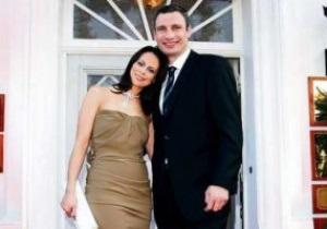 Виталий Кличко с супругой признаны парой года в Германии