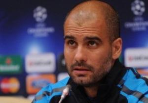 Гвардиола: Барселона будет играть в своей манере