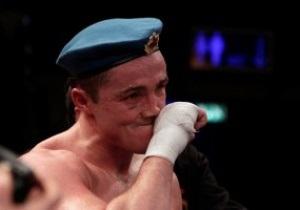 Назван лучший боксер России