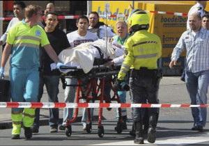 Стрілянина у Голландії: 6 загиблих