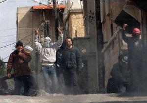 У Сирії після сутичок є загиблі і поранені