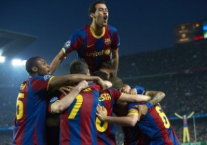 Крушение надежд: Шахтер разбит Барселоной