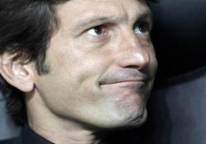 Леонардо: Ті, хто грають у футбол, завжди повинні залишатися оптимістами