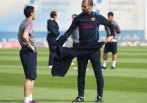Лазарет Барселоны пустеет: Максвелл и Педро будут в строю  к матчу с Шахтером