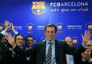 Президент Барселони вибачився перед Реалом