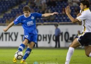 Донецкий Металлург выигрывает у Днепра