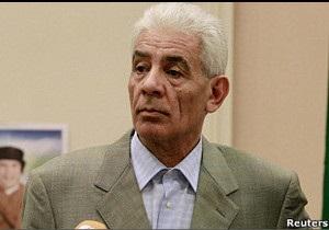 Голова МЗС Лівії втік у Лондон