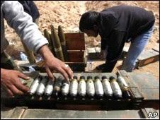 Обама не виключив поставок зброї повстанцям у Лівії