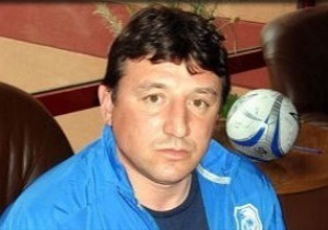 Гецко: Стадион в Киеве маловат для матча уровня Украина - Италия