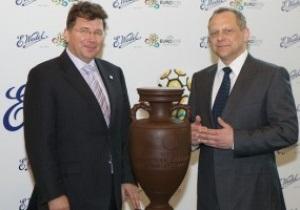 Польская кондитерская компания стала спонсором Евро-2012