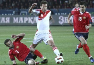 Заслужений тренер: Якщо Росія не вийде на Євро-2012, то гравців можна розстріляти