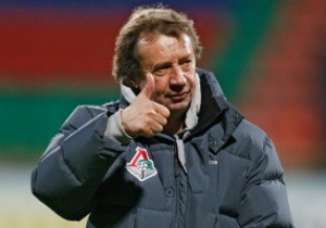 Семин: Еще увидим матч Россия - Украина на Евро-2012