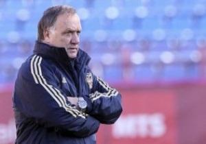 Тренер сборной России: Ничья - нормальный итог этого матча