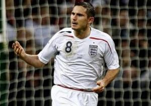 Евро-2012: Англия без проблем обыграла Уэльс