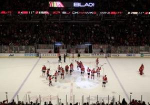 NHL: Ястребы не оставили шансов Пантерам