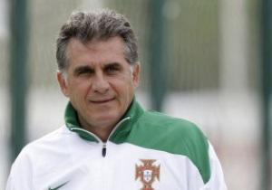 Суд в Лозанне оправдал экс-тренера сборной Португалии, дисквалифицированного на полгода