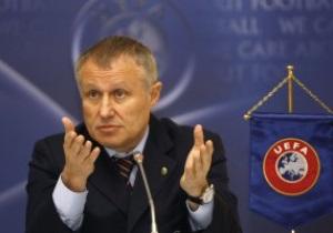 Григорий Суркис переизбран в Исполком UEFA