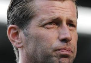 Айнтрахт відправив у відставку головного тренера, його змінить Даум